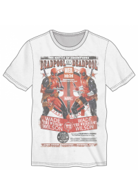 T-Shirt Marvel - Deadpool Kills Deadpool Vintage