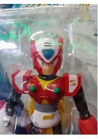 Figurine Articulée Mega Man X : Zero (Mega Man 15th) par Jazwares