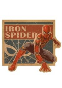 Autocollant Style Travel Sticker - Marvel Iron Spider