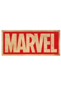 Autocollant Style Travel Sticker - Logo Marvel