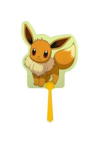 Éventail en Plastique Pokemon - Eevee