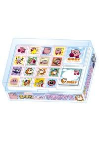 Assortiment de 12 Étampes Kirby