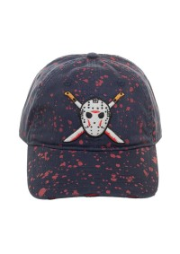 Casquette Ajustable Friday the 13th - Blood Splatter