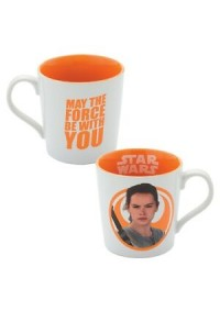 Tasse en Céramique Star Wars - Rey May the Force be With You