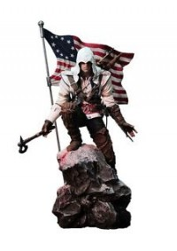 Statue Assassin's Creed III (Connor 24cm) de l'Édition Freedom