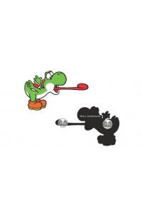 Épinglette (Pin) Super Mario - Yoshi