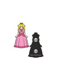 Épinglette (Pin) Super Mario - Peach