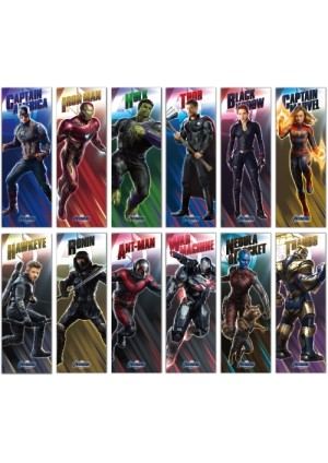 Mini-Poster Chara-Pos Collection - Marvel Avengers Endgame