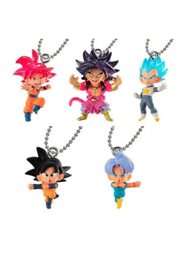 Gashapon Dragonball Super UDM The Best #31