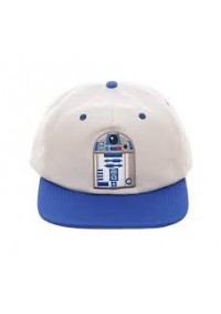 Casquette Ajustable Snapback Star Wars - R2D2