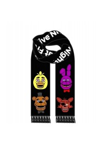 Foulard en Jersey Five Nights at Freddy's