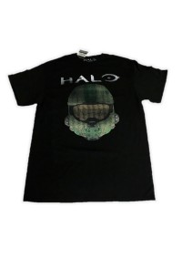 T-Shirt Halo - Master Chief Helmet