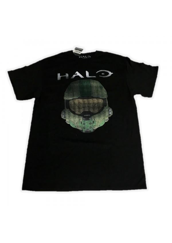 T-Shirt Halo - Master Chief Helmet