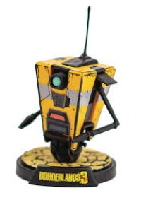 Figurine En Vinyle De Borderlands 3 Par The Coop - Claptrap 7''