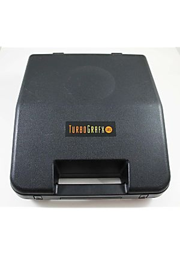 Malette De Transport Officielle Pour Turbografx-16 Par NEC