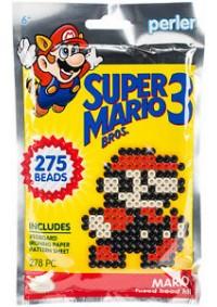 Kit d'activité Perler - Super Mario Bros. 3 : Petit Mario