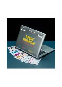 Décalques pour Ordinateur Portable - Space Invaders