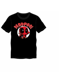 T-Shirt Marvel - Deadpool Chibi