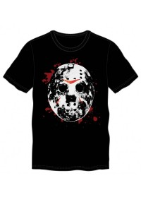 T-Shirt Friday the 13th - Masque Jason