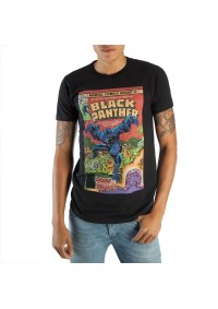 T-Shirt Marvel - Black Panther Couverture
