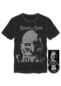 T-Shirt Attack On Titan - Titan Gris
