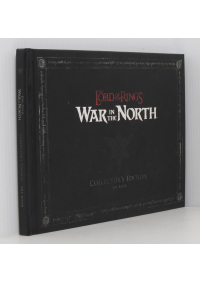 Artbook The Lord of The Rings War In The North De L'Edition Collector