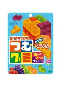 Jujubes Tsumu Gumi - En Forme de Blocs Tetris