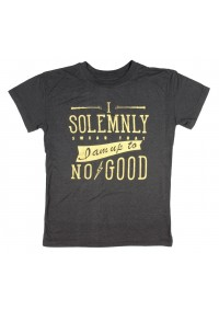 T-Shirt Harry Potter - I Solemnly Swear Than I Am Up to no Good (Doré)