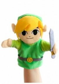 Marionnette The Legend of Zelda Par Hashtags Collectibles - Link