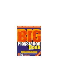 Big PlayStation Book: 2000 Edition: Prima's Unauthorized Strategy Guide (Anglais) Broché