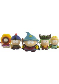 Ensemble 5 Figurines South Park The Stick Of Truth