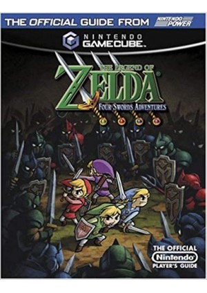 Guide The Legend Of Zelda Four Swords Adventures Pour Game Cube Par Nintendo Power