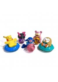 Gashapon Pokemon Gira Gira Sunshine