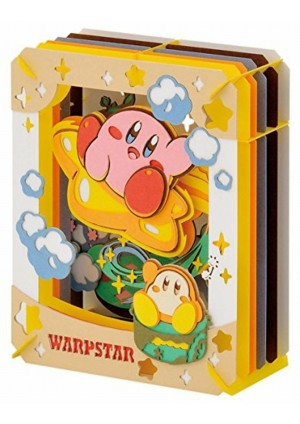 Kit Bricolage Paper Theater - Kirby Warpstar