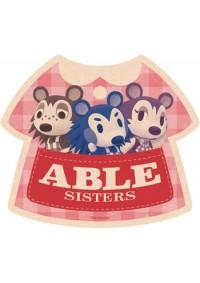 Autocollant Style Travel Sticker - Animal Crossing