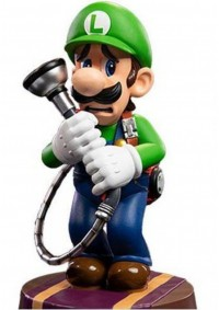 Figurine (Statue) Luigi's Mansion 3  EN PVC - 9 Pouces par First 4 Figures
