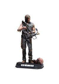 Figurine AMC The Walking Dead (Daryl 13cm) Par McFarlane Toys