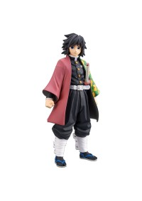 Figurine Demon Slayer: Kimetsu no Yaiba - Giyu Tomioka Par BanPresto