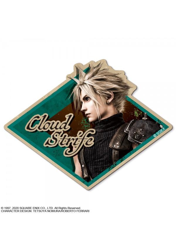 Autocollant Final Fantasy VII Remake - Cloud Strife