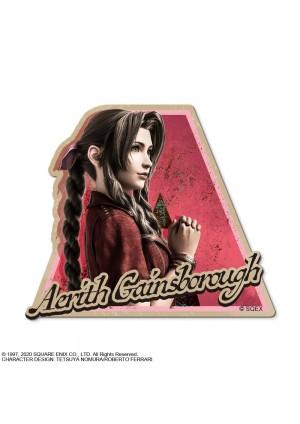 Autocollant Final Fantasy VII Remake - Aerith Gainsborough