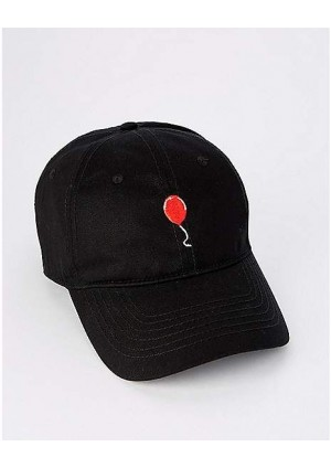 Casquette Ajustable Type Trucker IT - Ballon Rouge