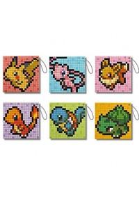 Boîte Mystère Pokemon - Sous-Verre en Caoutchouc 8bits