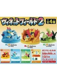 Boîte Mystère Pokemon Vignette Field Vol. 2