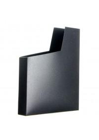Pochette De Plastique Générique Noire Pour Cartouches NES Sleeve