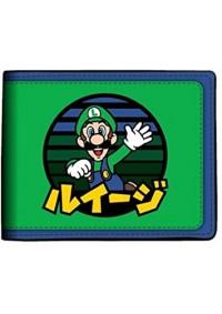 Portefeuille Super Mario - Luigi