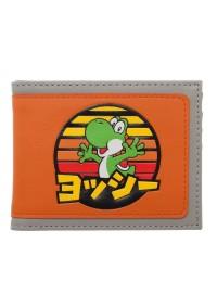 Portefeuille Super Mario - Yoshi