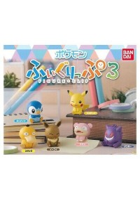 Gashapon Pokemon Figure Clip #3