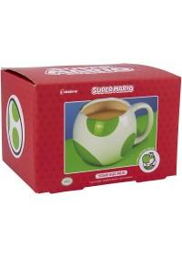 Tasse Super Mario En Céramique Par Paladone  - Oeuf De Yoshi 330 mL