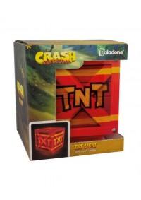 Lampe Crash Bandicoot Par Paladone - Boite ''TNT'' Sonore