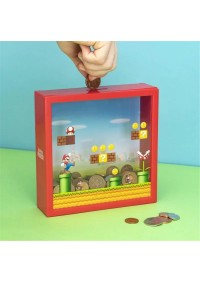 Tirelire Money Arcade Box Super Mario